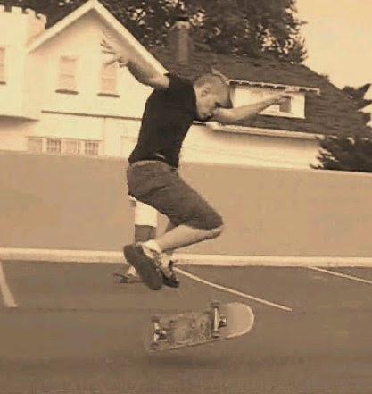 me skating